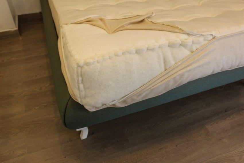 Organik doğal yatak