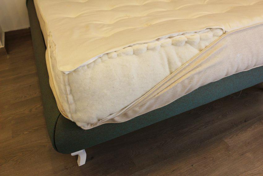 Pamuk ve yün yatak